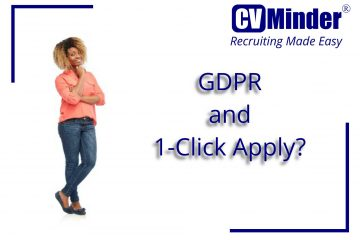 GDPR and 1-Click Apply